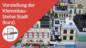 Klemmbausteine Stadt (Kurze Vorstellung)