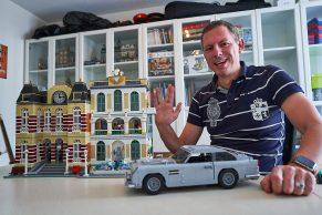 «Building Bricks for Happiness»: Mit Legosteinen gegen die Krise